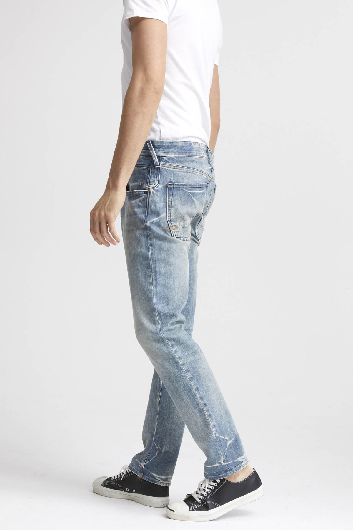 Skin - Slim Fit Jeans - Back