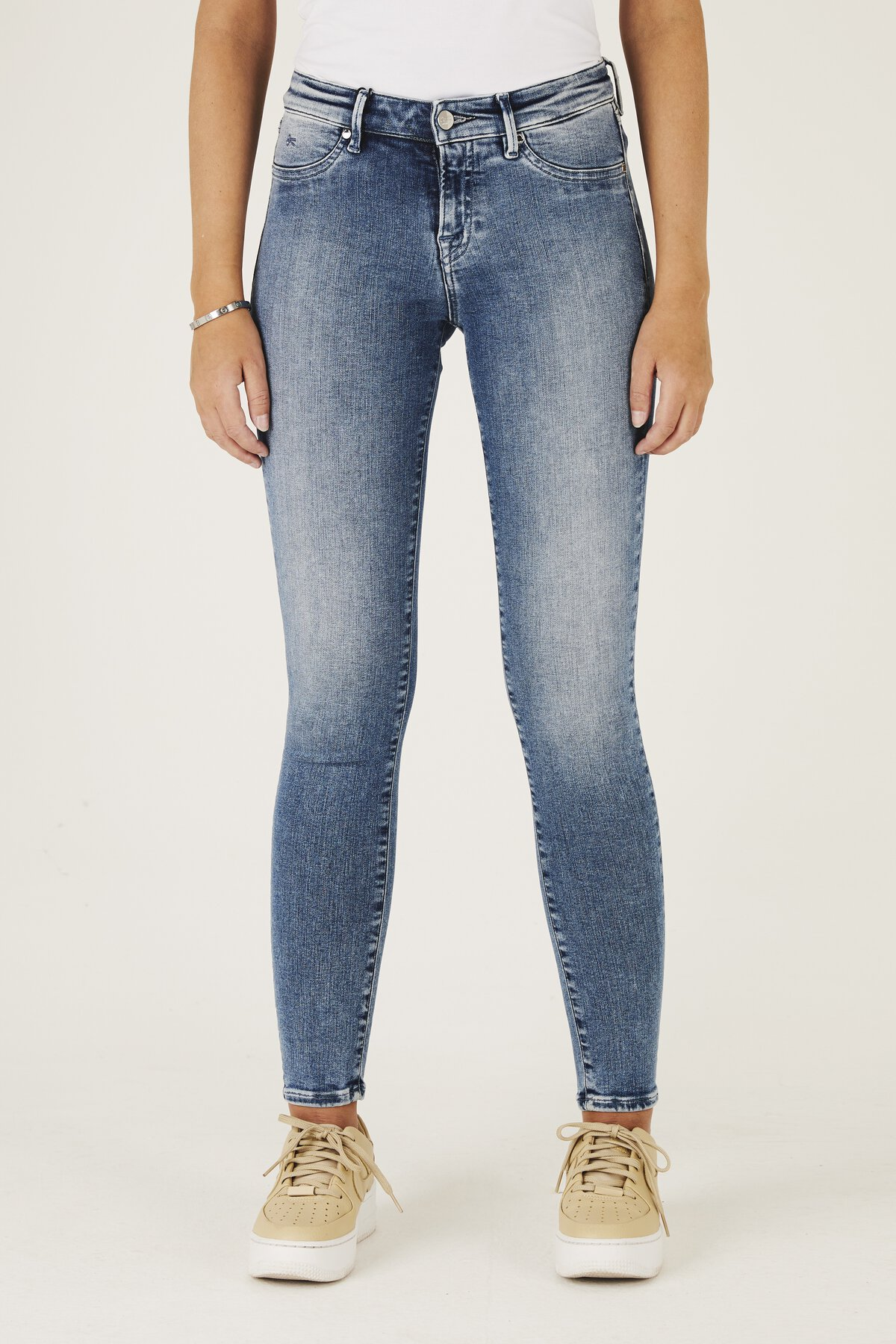Spray - Super Tight Fit Jeans - Front