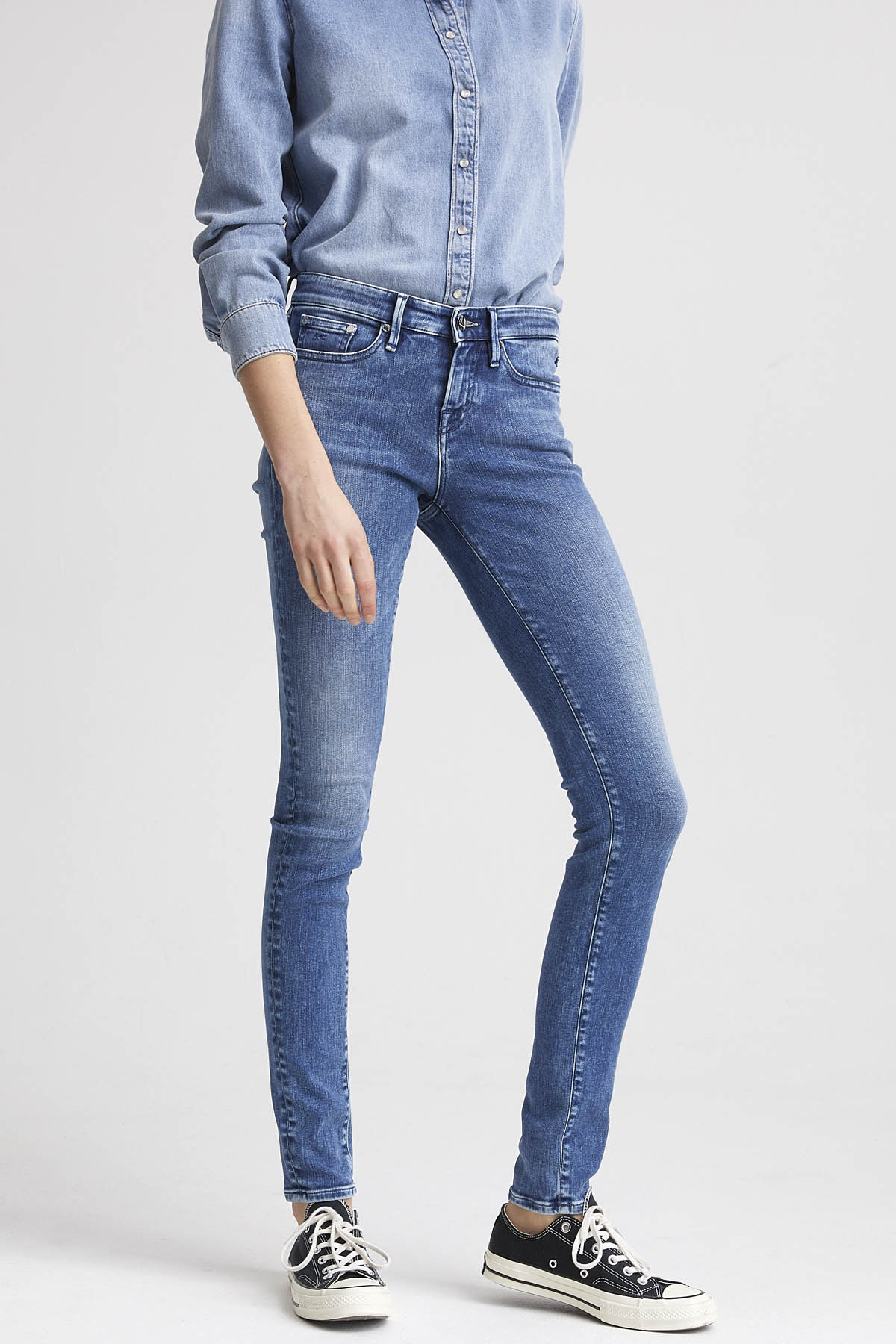 Sharp - Skinny Fit Jeans - Front