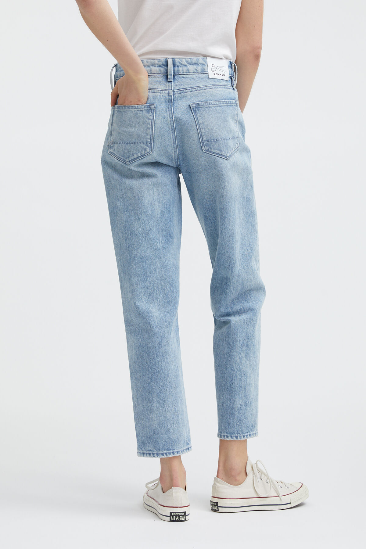 Bardot Straight Leg - Straight Fit Jeans - Detail