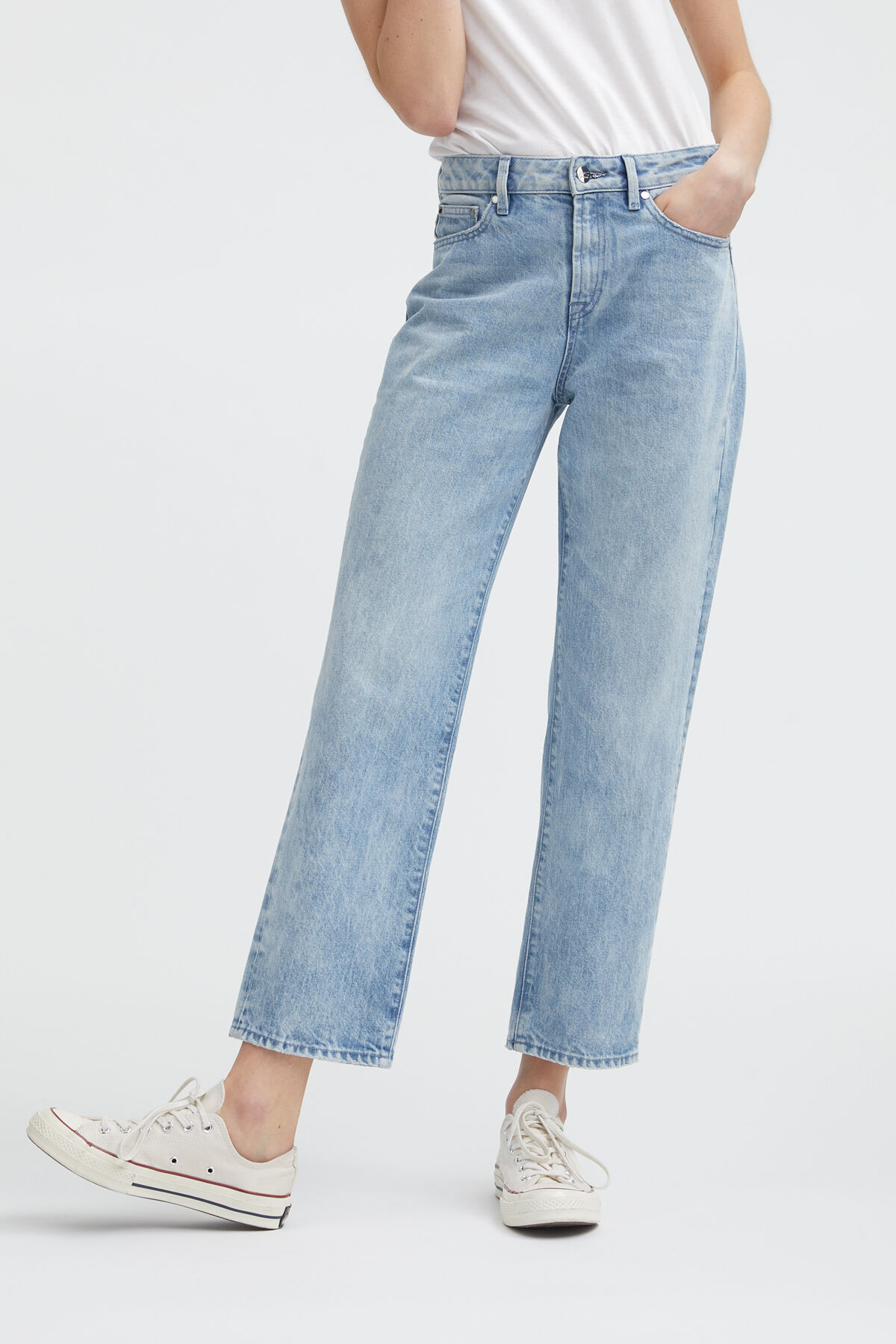 Bardot Straight Leg - Straight Fit Jeans - Front