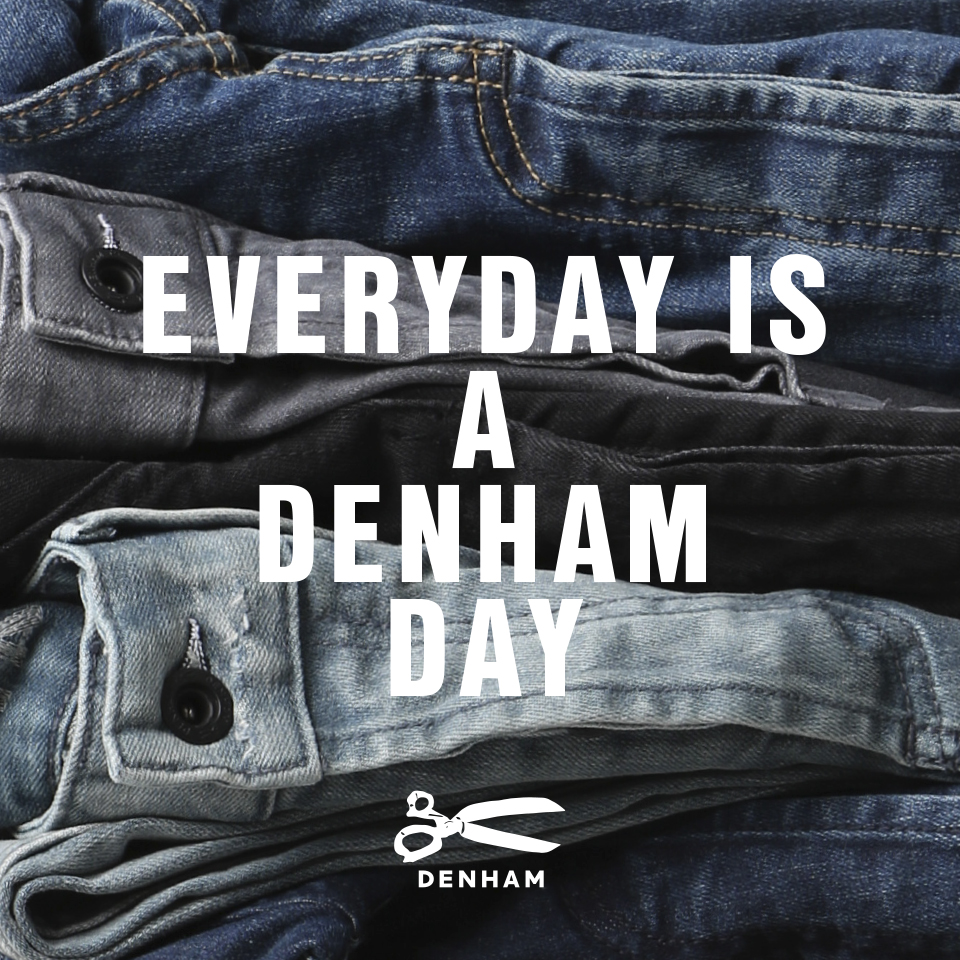 DENHAM - New Collection available now