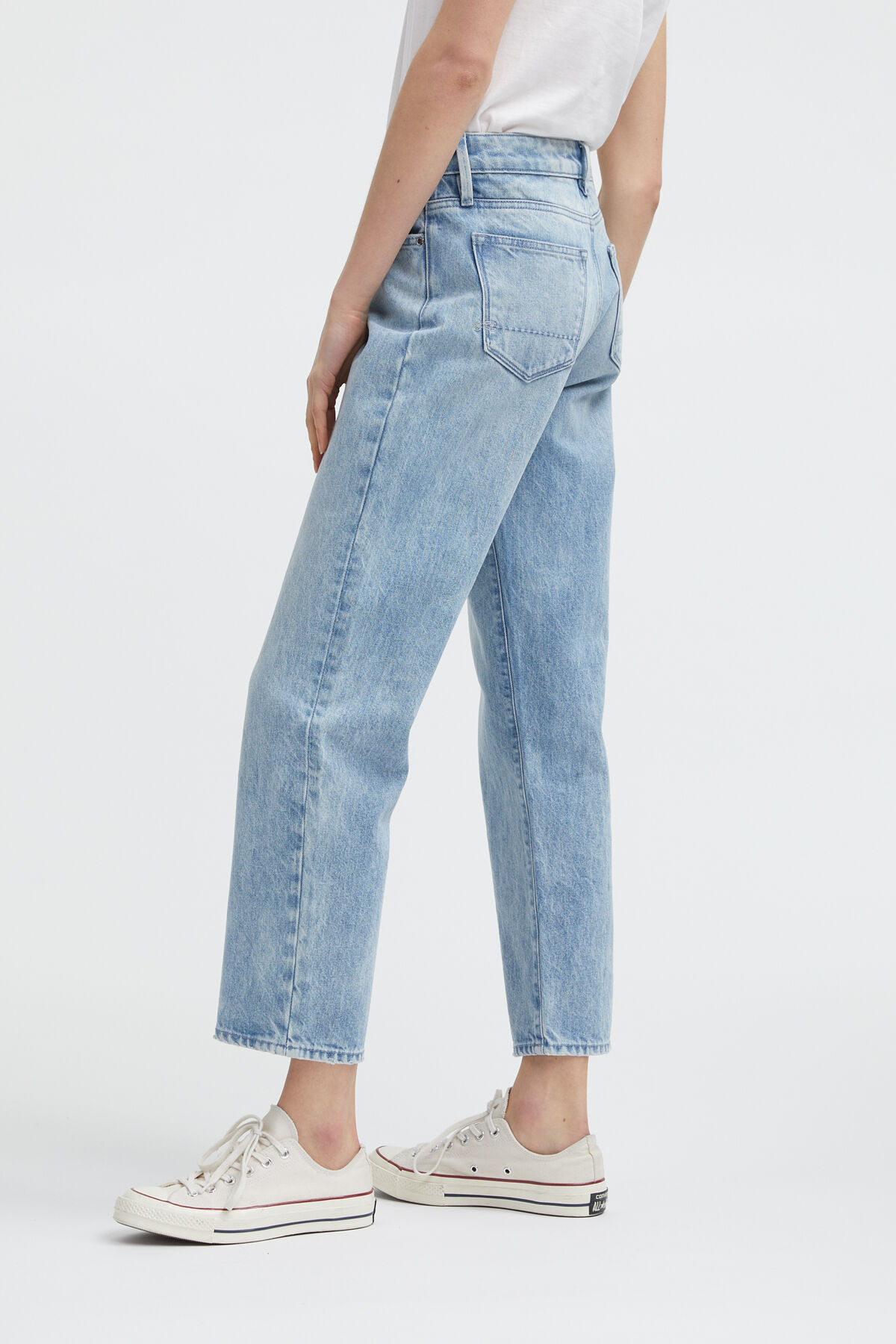 Bardot Straight Leg - Straight Fit Jeans - Back