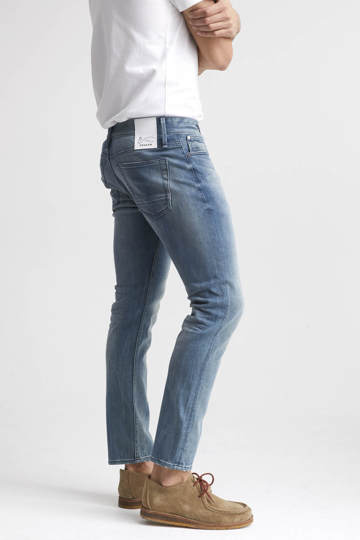 Hammer - Athletic Jeans - Back