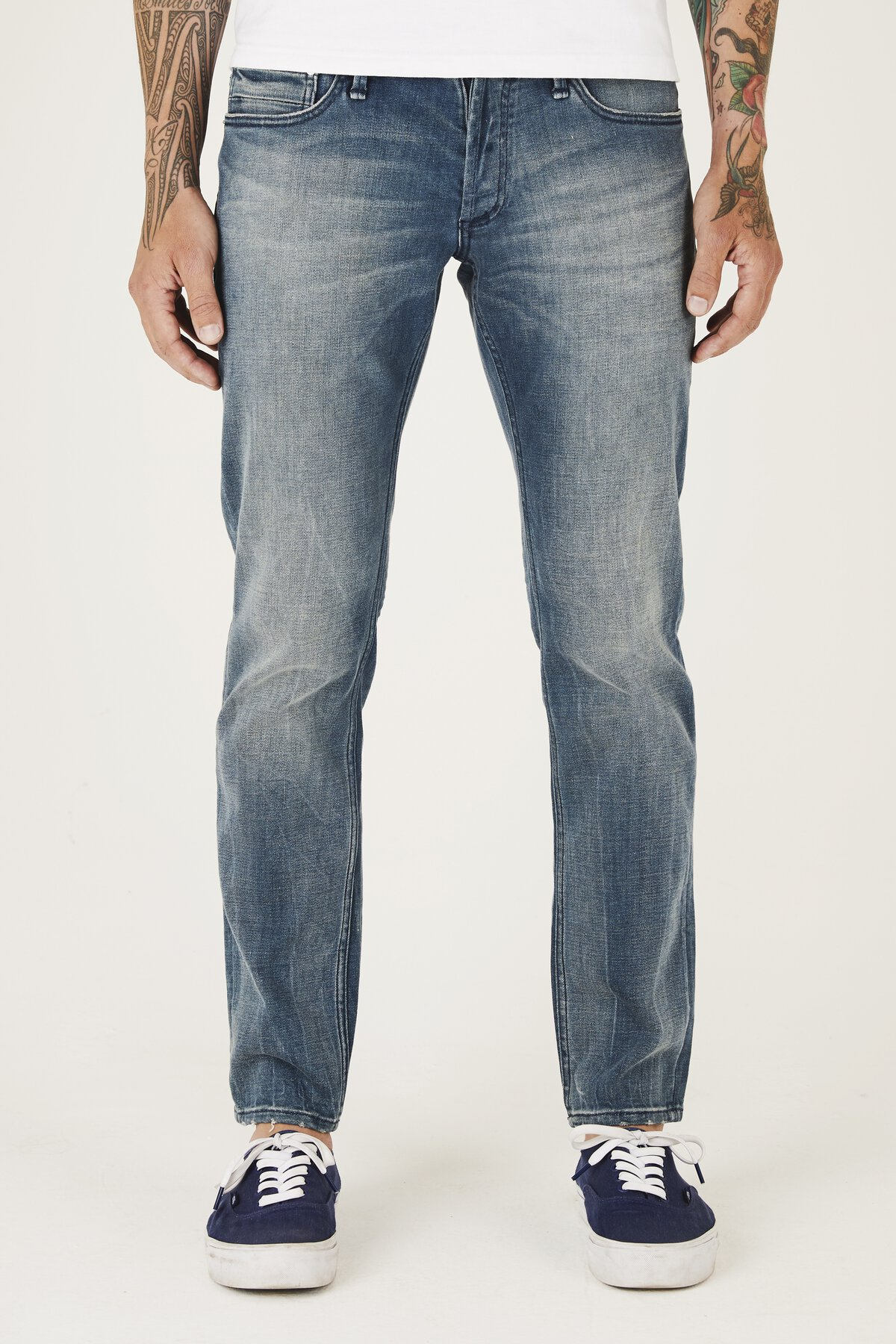 Hammer - Athletic Fit Jeans - Front