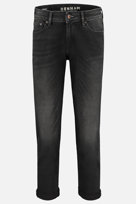 Monroe Girlfriend Tapered Fit Jeans - PARIS