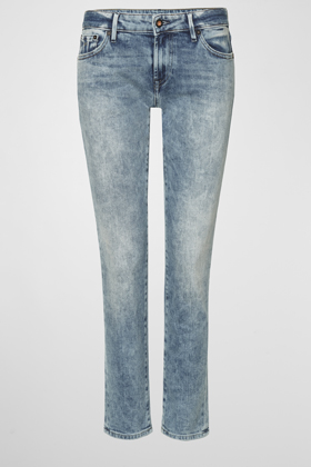 Monroe Girlfriend Tapered Fit Jeans - CD