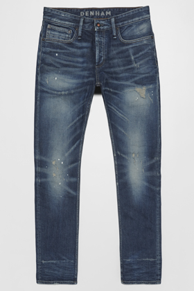 Blade Straight Fit Jeans - SSF