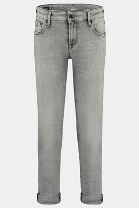 Monroe Girlfriend Tapered Fit Jeans - JDCSG