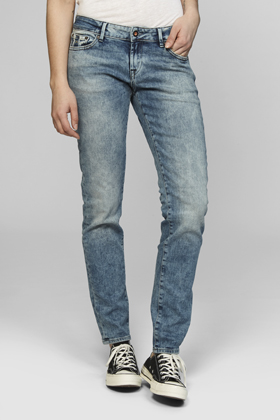 Sally Straight Fit Jeans - CD