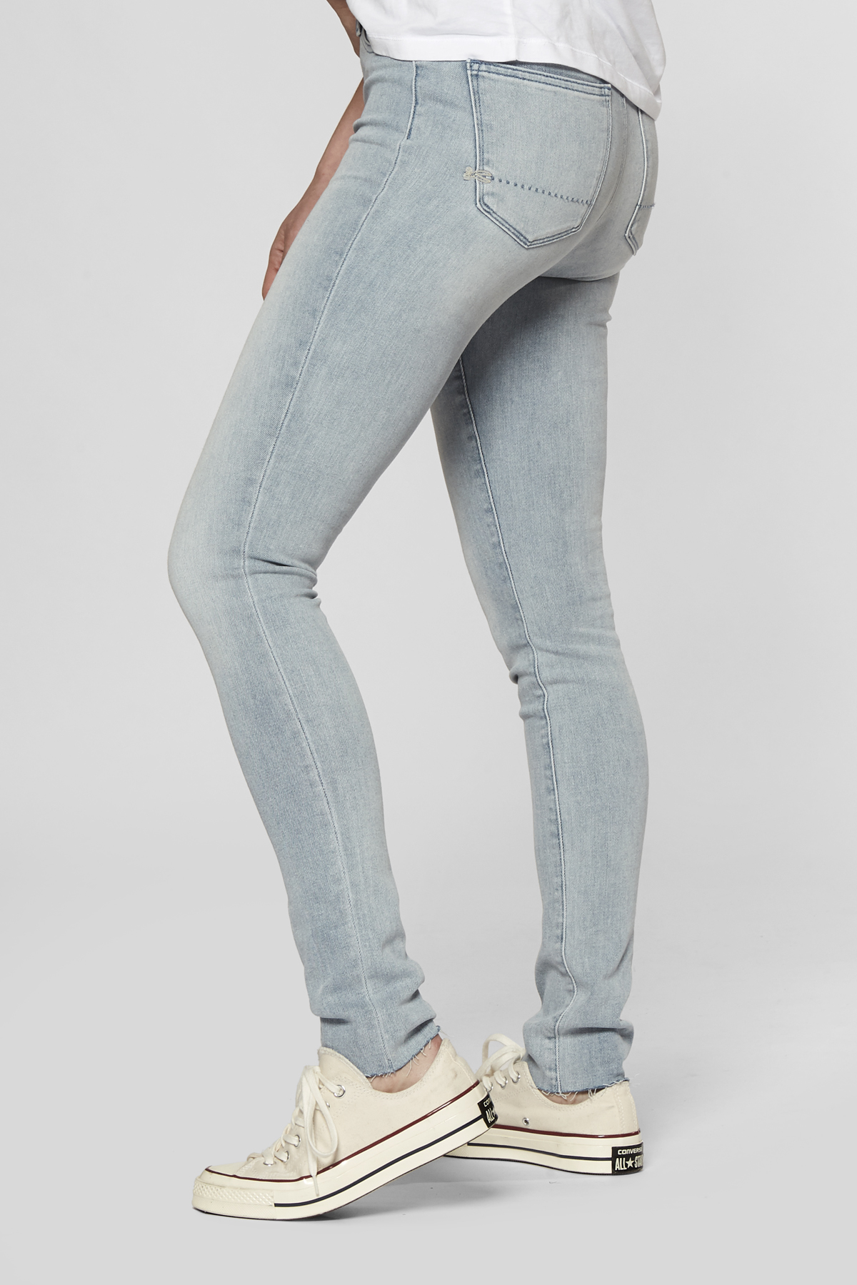Needle High Skinny Fit Jeans - SS