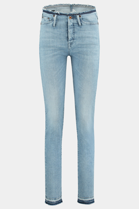 Heidi High Rise Straight Fit Jeans - NW OX