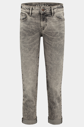 Monroe Girlfriend Tapered Fit Jeans - PBL