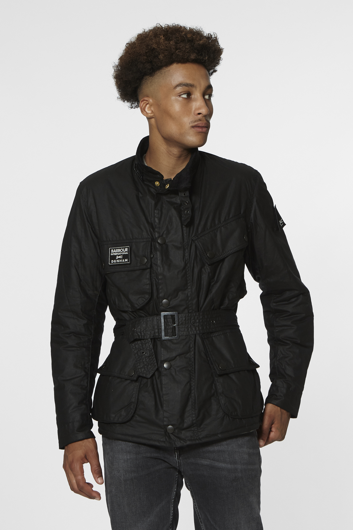 Barbour limited edition acorn wax jacket my country city style.