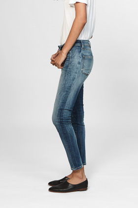 Spray Helix Super Tight Fit Jeans - BS