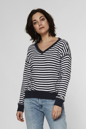 Captain V-Neck Sweat - CFJS