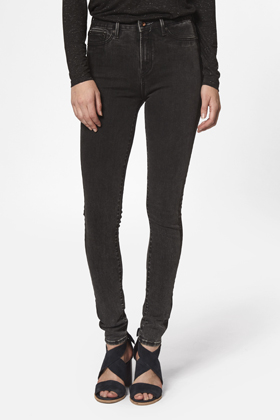 Needle High Skinny Fit Jeans - TB
