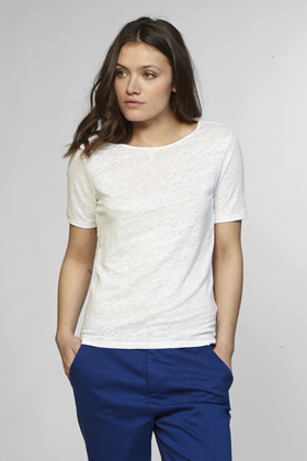 Marine Short Sleeves T-Shirt - LJ
