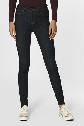 Needle High Skinny Fit Jeans - MHN