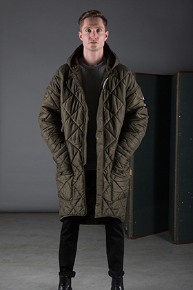 Sleepwalk Parka - RSB