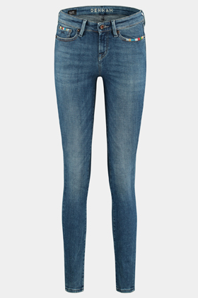 Sharp Skinny Fit Jeans - LHEIN