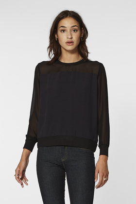 Union Long Sleeves Top - VCDC