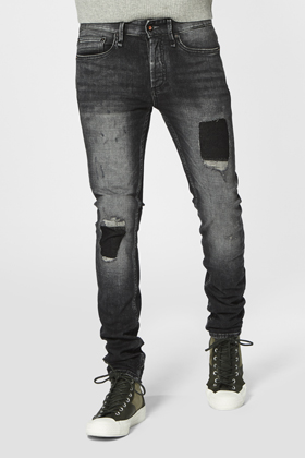 Bolt Skinny Fit Jeans - BS