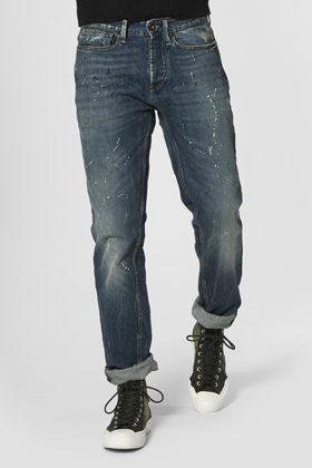Forge Relaxed Fit Jeans - GRPK