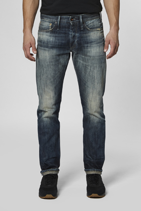 Hammer Athletic Fit Jeans - GRSB