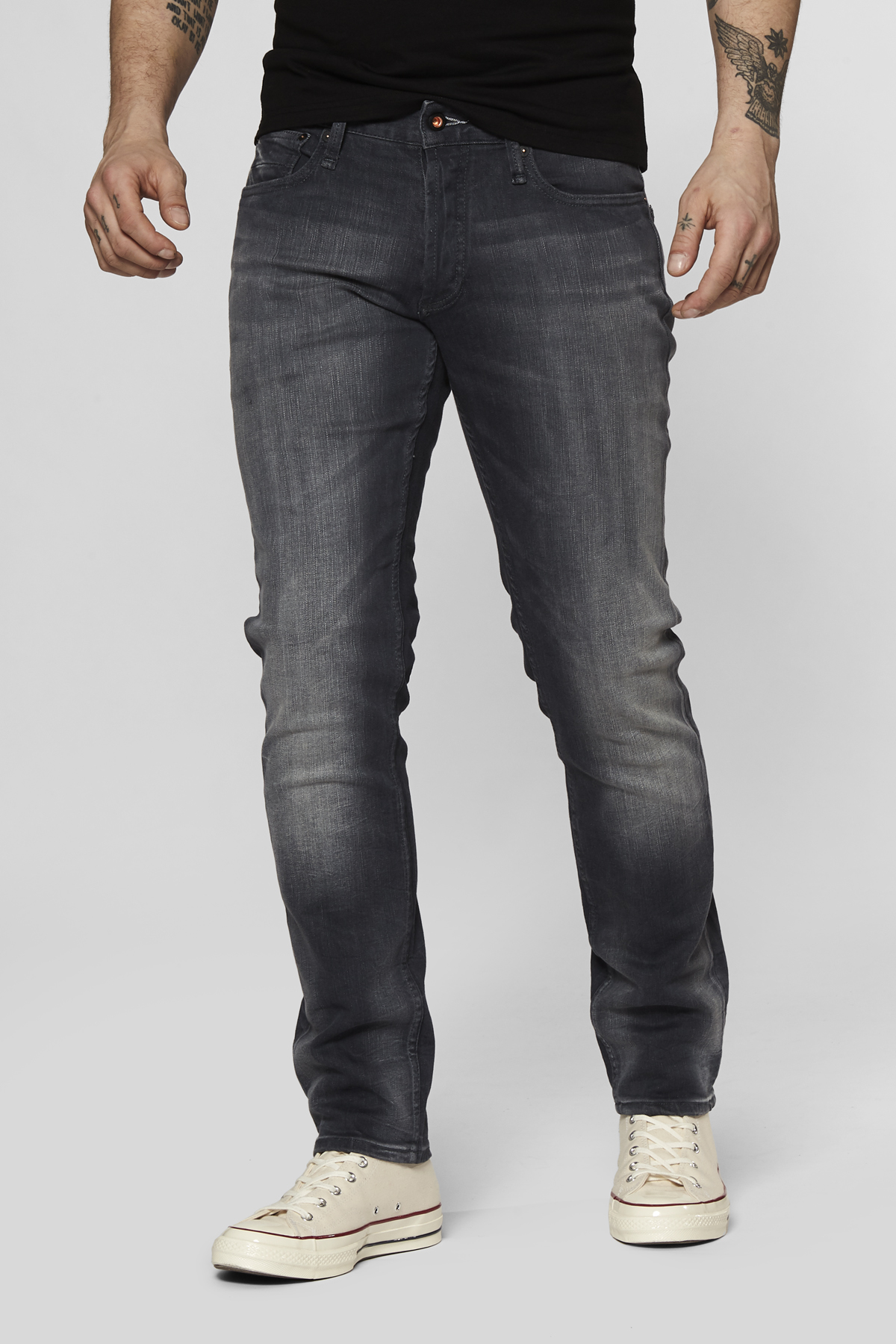 Hammer Athletic Fit Jeans - CAR