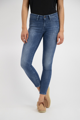 Spray Super Tight Fit Jeans - LHIF