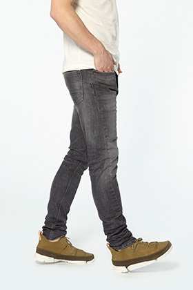 Bolt Helix Skinny Fit Jeans - AB3Y