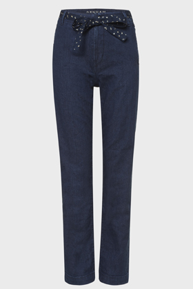 Brady High-rise Wide-leg Fit Pant - LHR