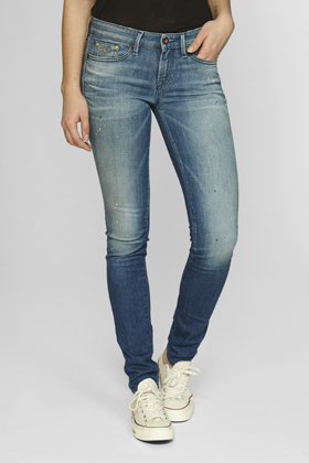 Sharp Skinny Fit Jeans - GRTY