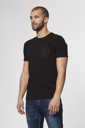 DENHAM Embroidery T-Shirt - HMOJ