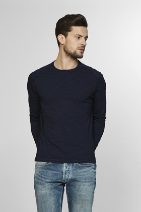 Hue Long Sleeves T-Shirt - MIJ