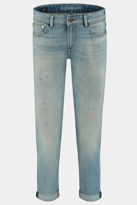 Monroe Girlfriend Tapered Fit Jeans - GRFEST