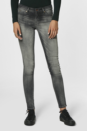 Spray Super Tight Fit Jeans - GRSG