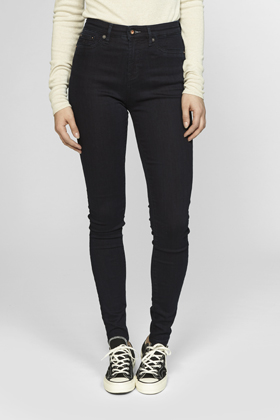 Needle High Rise Fit Jeans - IPR