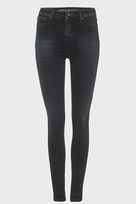 Needle High Skinny Fit Jeans - JDCVB
