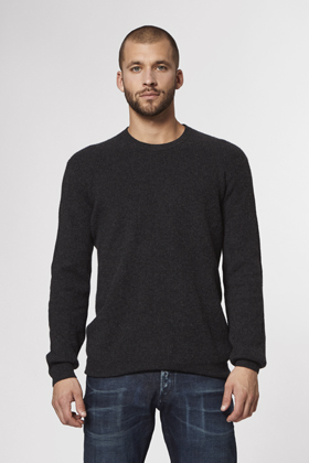 Rib Cashmere Knit - PC