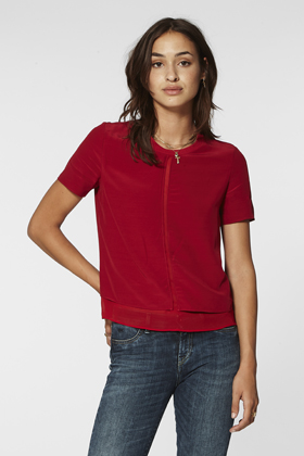 Union Short Sleeves Top - VCDC