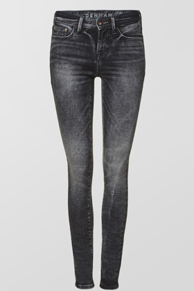 Sharp Skinny Fit Jeans - GRSBL