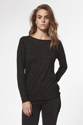 Marine Long-Sleeves Top - VLJ