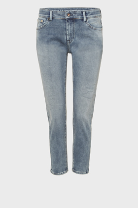 Monroe Girlfriend Tapered Fit Jeans - JDCS