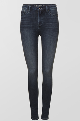Needle High Skinny Fit Jeans - MS