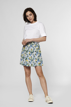 Twist Mini-Skirt - PCC
