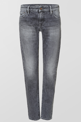 Monroe Girlfriend Tapered Fit Jeans - JDCIB