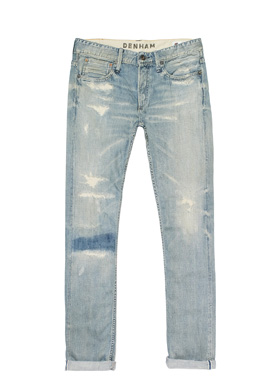 Razor Slim Fit Jeans - MIJ2DS