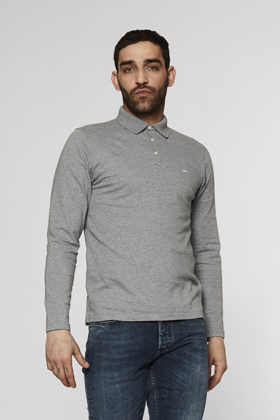 Lupo Long-Sleeves Polo - CJ